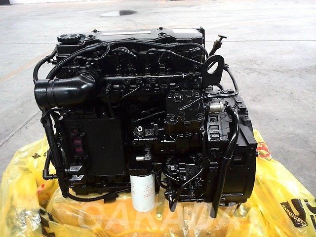 Двигатель cummins запчасти для экскаватора SAMSUNG,  Иркутск