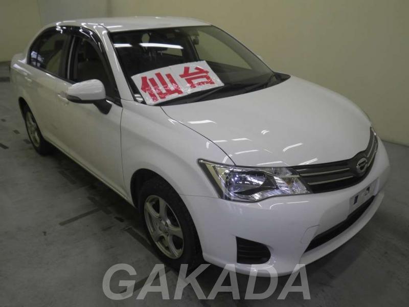 Седан Toyota Corolla хорошее состояние аукцион Япония, Вся Россия