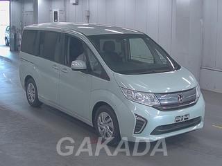 Минивэн 5 го поколения 7 мест Honda STEP WAGON кузов RP1 м, Вся Россия