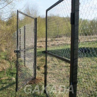 садовые металлические ворота и калитки от производителя,  Краснодар