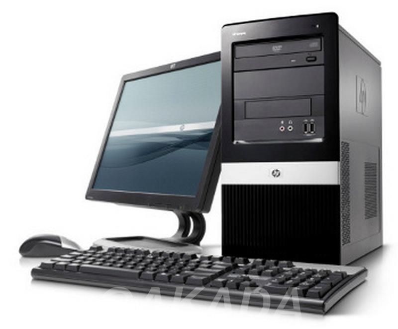 Рабочий компьютер вместо старого сломанного,  Омск