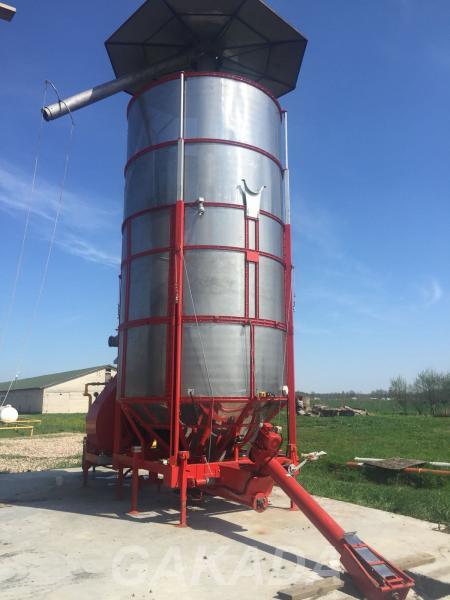 Зерносушилка AgroDry TKM 33 дизель,  Владикавказ