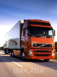 Доставка грузов из Европы, Вся Россия