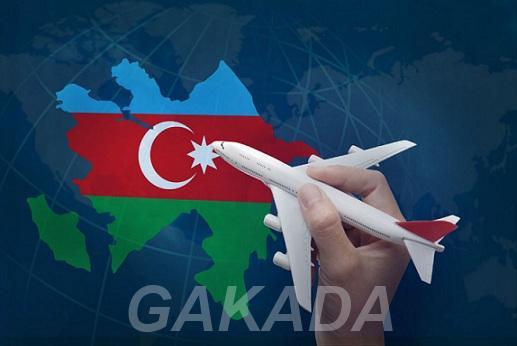 Деловая перелеты и авиауслуги в Азербайджане,  Москва