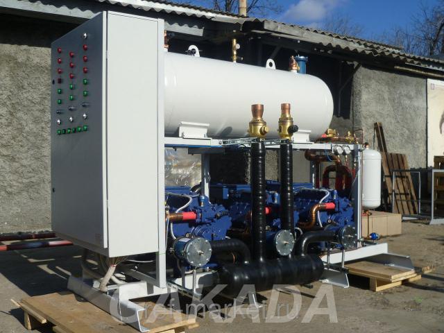 Холодильные агрегаты и компрессорные станции.,  Краснодар