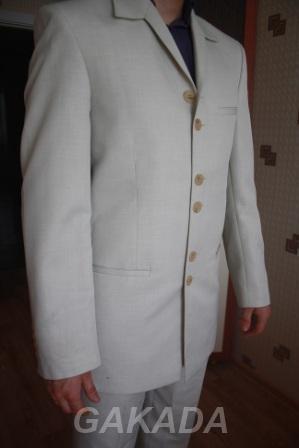 Костюм мужской, размер 46 S, Магнитогорск