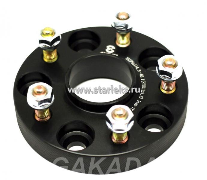 Проставки для колес Toyota RAV 25mm Старлекс, Вся Россия