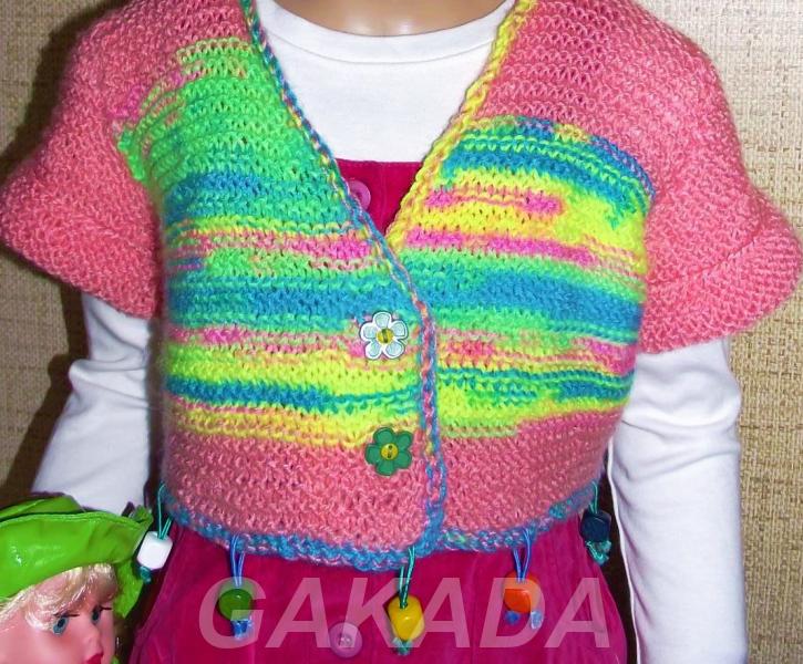 Кофточки, жакеты, свитеры вязаные на зиму 0-6 лет,  Москва