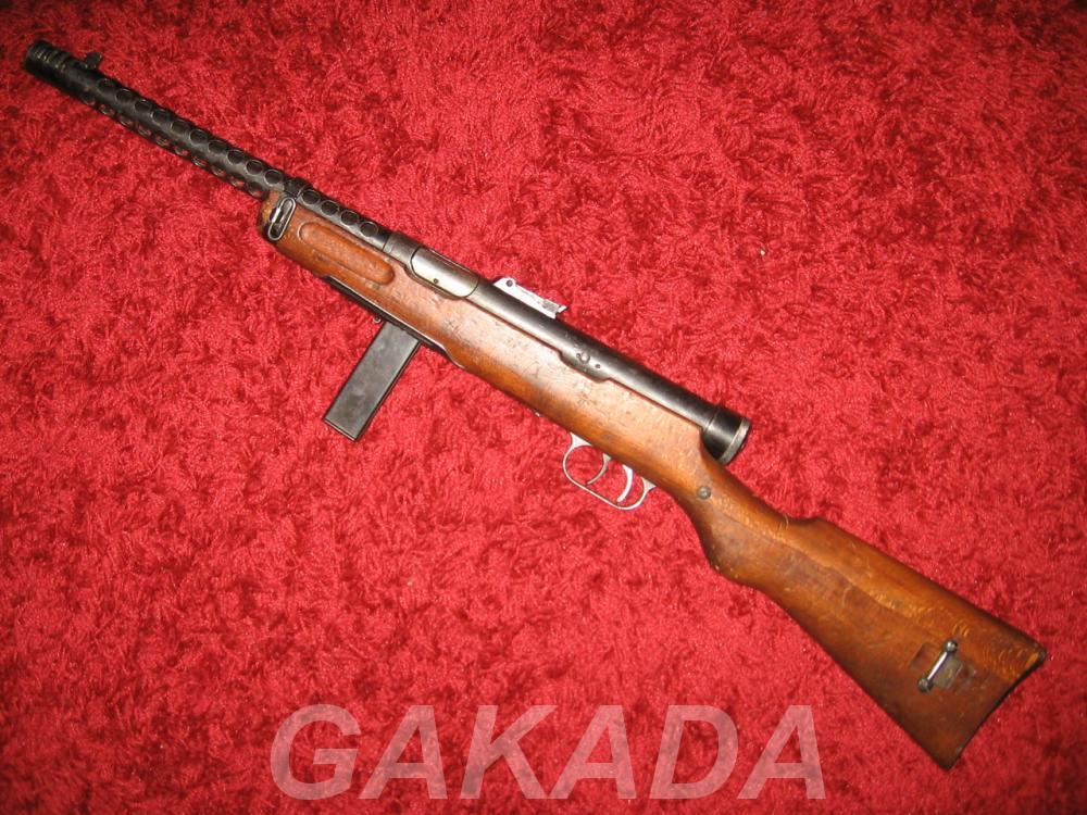 Макет массо-габаритный пистолет-пулемет Beretta 38, Вся Россия