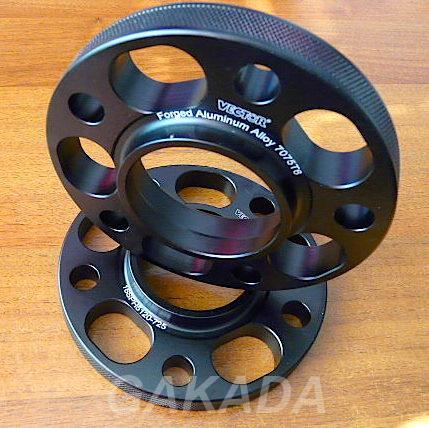 Проставки 15мм для колес Audi A5 алюминий, Вся Россия