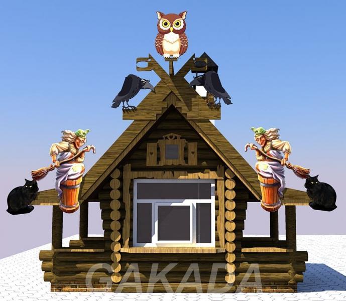 Изготавливаем деревянные киоски любой сложности,  Ростов-на-Дону