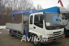 Услуги Кран-борта от 5 до 18 тонн,  Иркутск