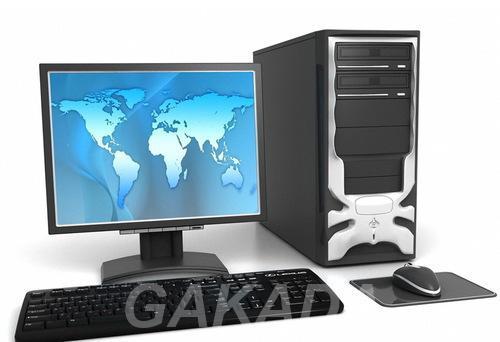 Компьютер для работы с документами и интернет-посиделок,  Омск