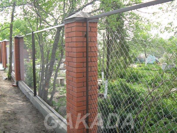 Заборные секции от производителя оперативно,  Волгоград