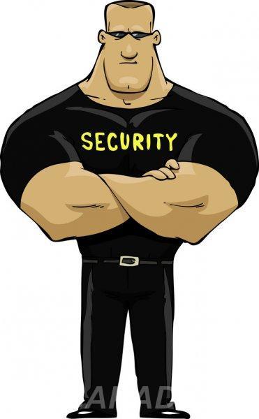 Охранник с ежедневными выплатами,  Москва