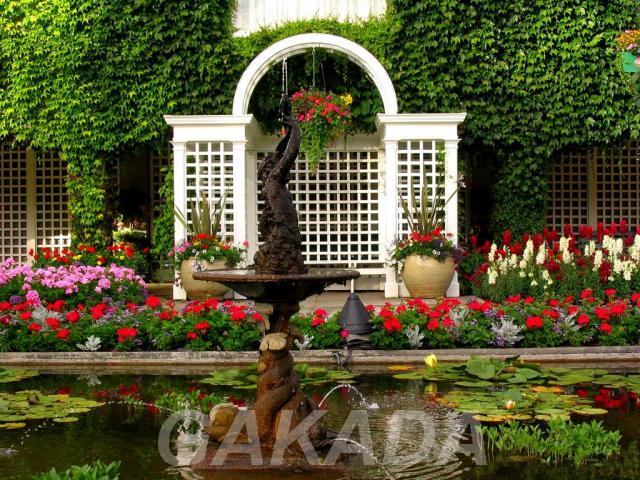 Ландшафтный дизайн Вашего сада,  Красноярск