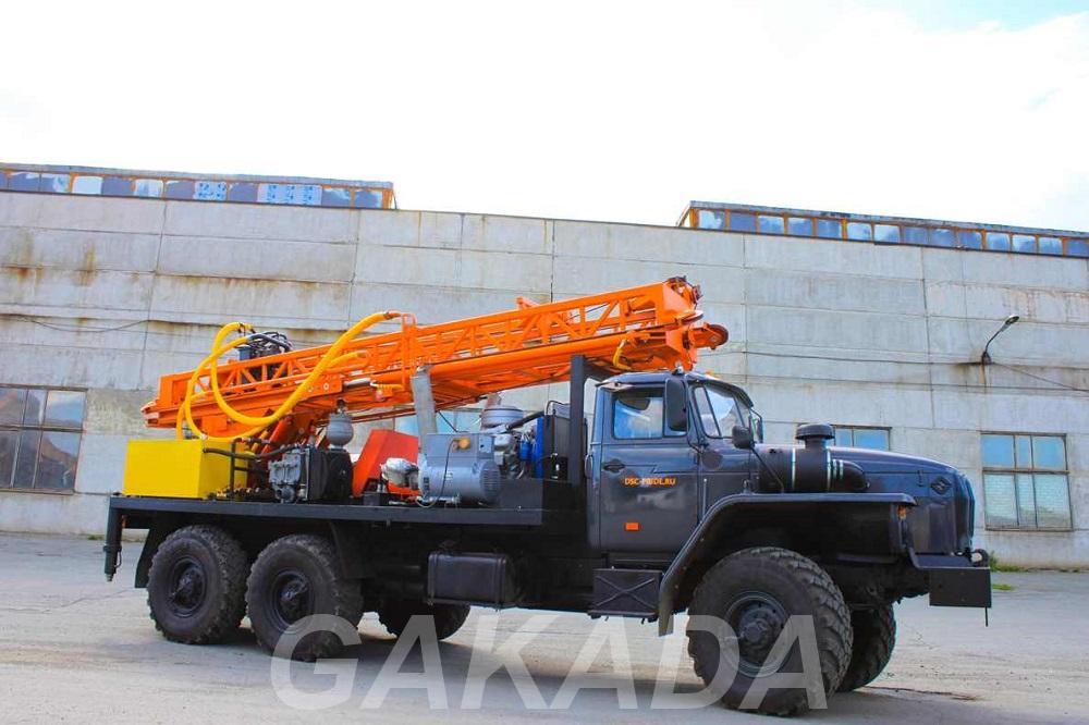 Установка разведочного бурения УРБ 3А-3М, Вся Россия