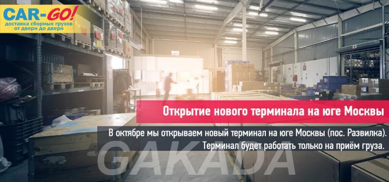 Открытие нового терминала в Москве, Сочи