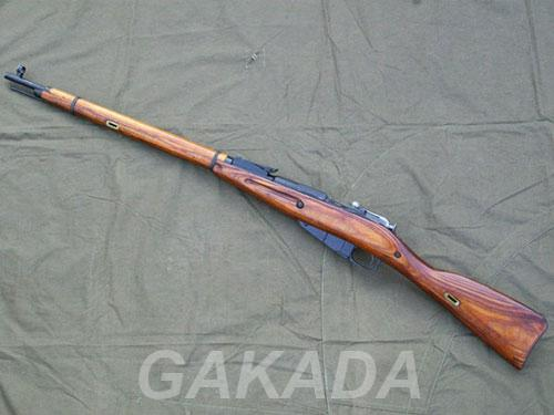 Макет винтовки Мосина является раритетом, Вся Россия