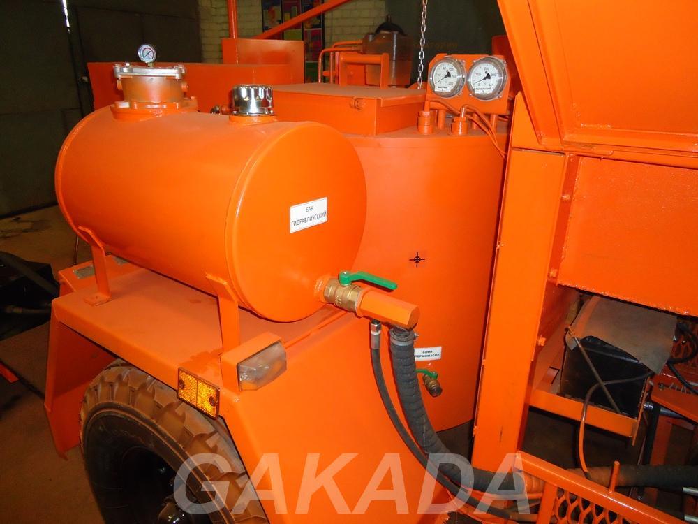 Рециклер асфальтобетона ПМ-107, Вся Россия