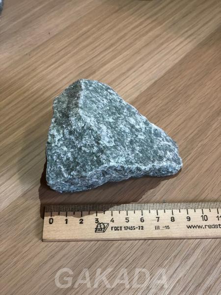Жадеит с Хакасии камень для бани и сауны,  Новосибирск