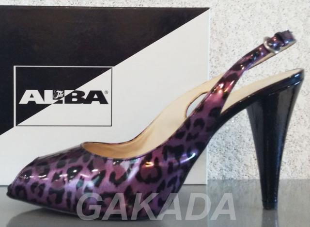 Женские итальянские туфли-босоножки ALBA,  Санкт-Петербург