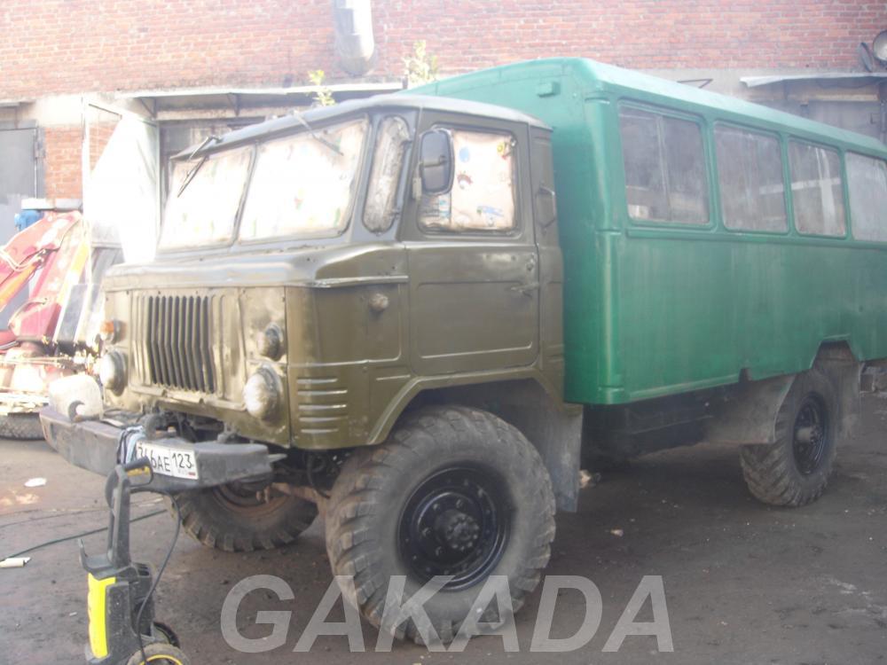 ГАЗ 67,  1980 г.  70000 км,  Краснодар