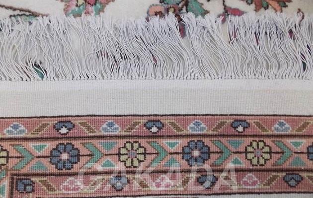 Отбеливание кистей ковров,  Екатеринбург