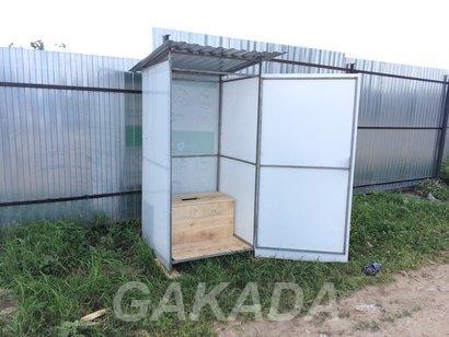 туалет дачный с бесплантой доставкой,  Нижний Новгород