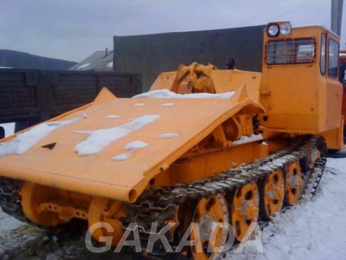 Трелевочные тракторы ТДТ-55 ТТ-4М,  Чита