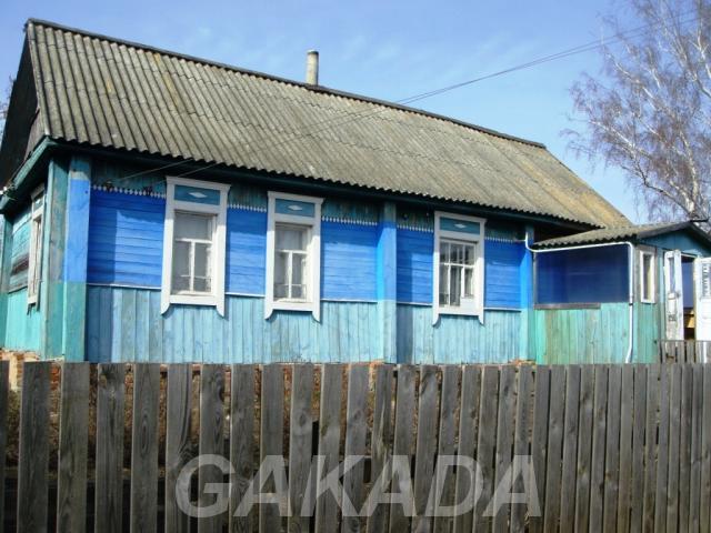 Продаю  дом  60 кв.м  деревянный,  Брянск