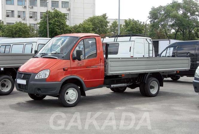 Перевозки на автомобиле Газель бортовая,  Москва