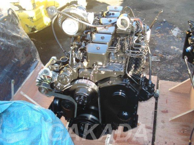Двигатель для экскаватора Samsung MX202,  Иркутск