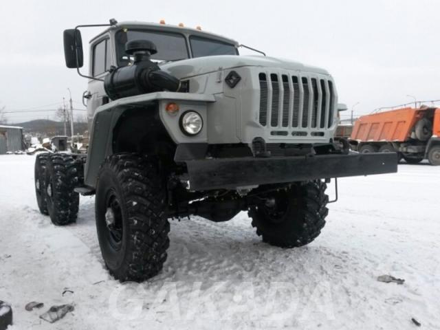 Продажа автомобилей урал заводские комплектующие,  Челябинск