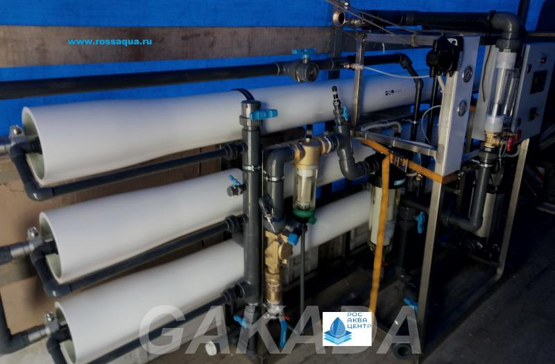Мембранная установка очистки воды РосАква М, Вся Россия