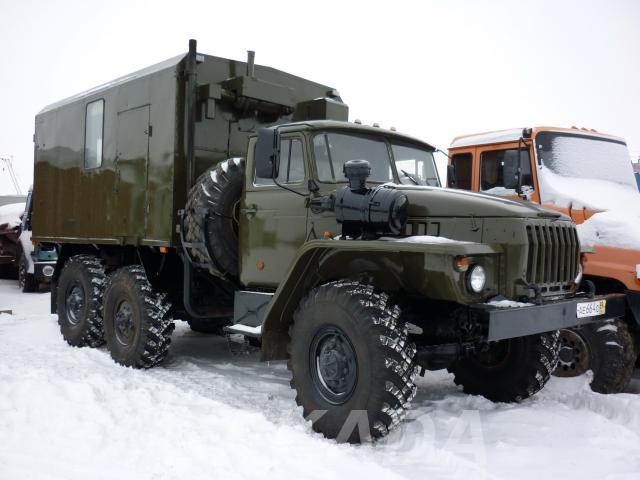 Собственное производство автомастерских и фургонов,  Челябинск