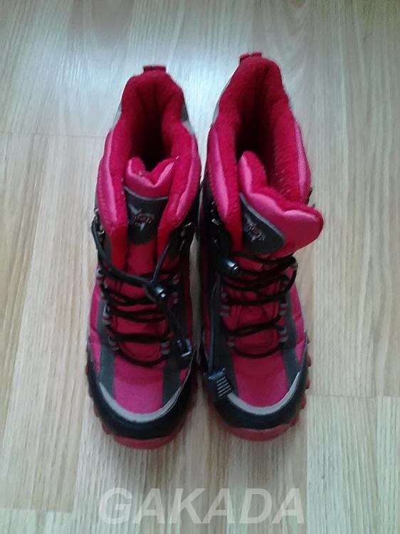 Непромокаемые ботинки удобные шнуровка,  Москва