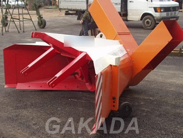 Снегоочиститель прицепной СНТ 2500 для трактора МТЗ, Вся Россия
