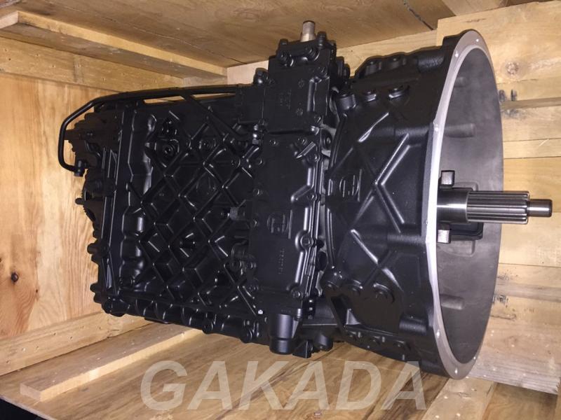 Коробка передачи Fast Gear ZF европейских грузовиков, Вся Россия