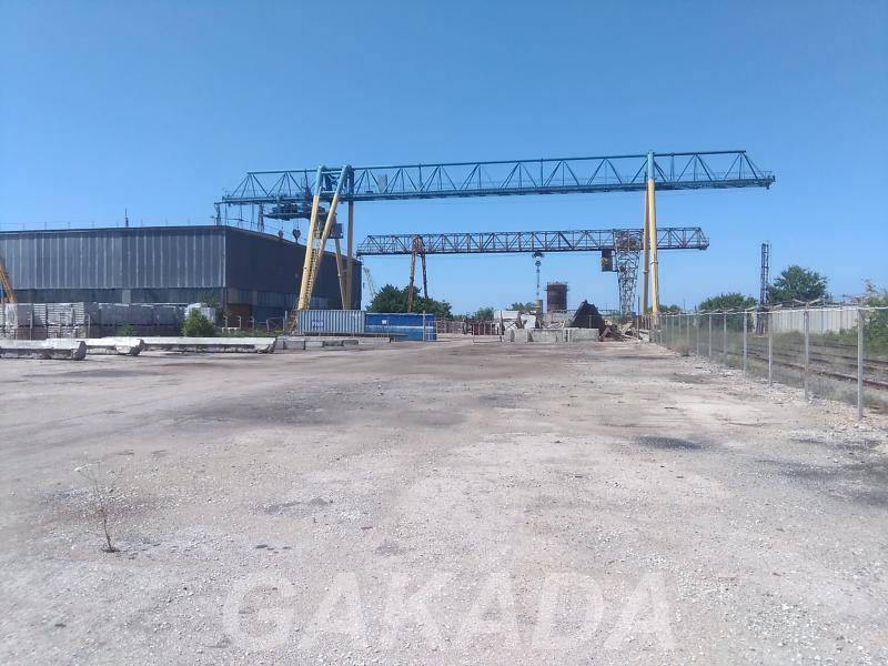 Аренда от собственника открытых площадок от 500 до 4500 кв, Севастополь