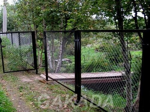 Ворота, калитки для заборов,  Тамбов
