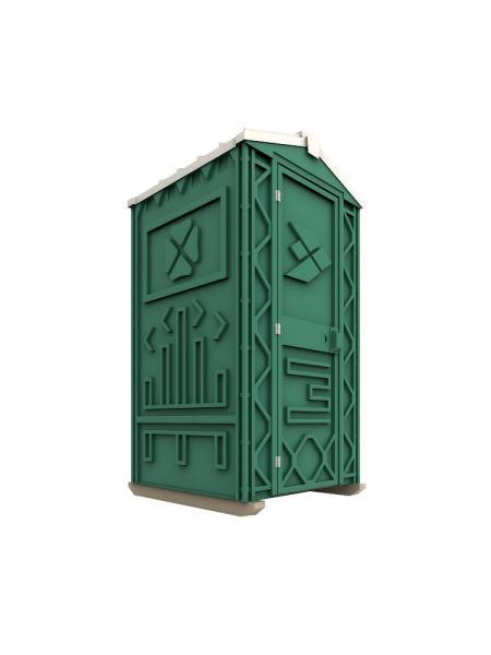 Новая туалетная кабина Ecostyle экономьте деньги,  Москва