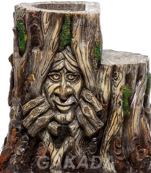 Деревянный кашпо от дизайнеров, Вся Россия
