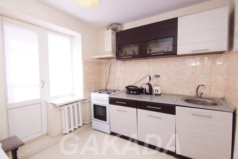 большая квартира для всей семьи с ремонтом и со всей мебел, Тахтамукай