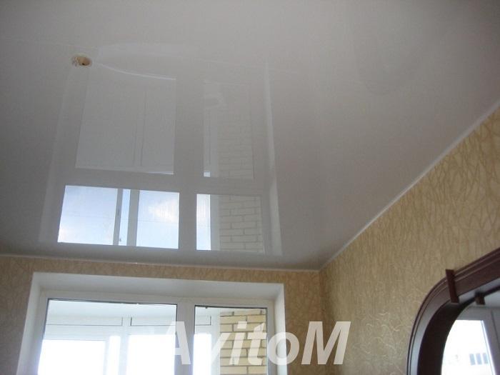 Натяжные потолки Различного цвета и фактуры, Батайск