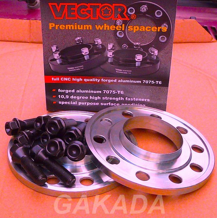 Проставки для колес 5 120mm Vector Вектор, Вся Россия