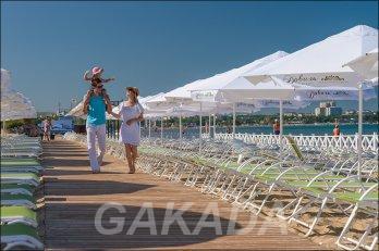 Пляжный зонт диаметром 4 метра,  Краснодар