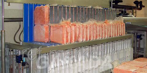 Шоковая заморозка. Плиточные скороморозильные аппараты, Вся Россия