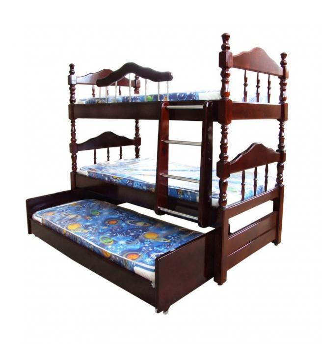 Кровати одно, двух, трехъярусные, шкафы, комоды,  Москва
