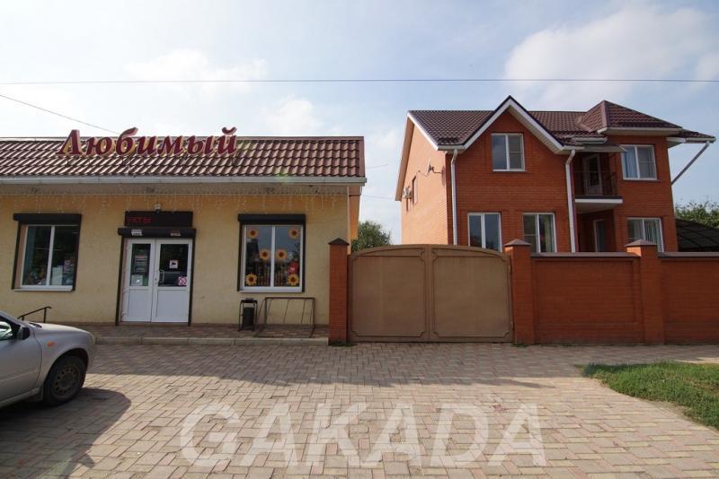 Дом 329 кв м с коммерцией в станице Елизаветинской,  Краснодар